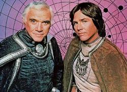 Galactica arriva su Sci Fi