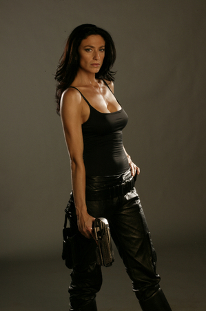 Claudia Black, una frequent flyer dei wormhole.