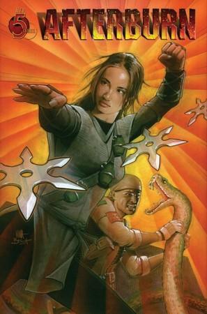 Una delle copertine della serie.