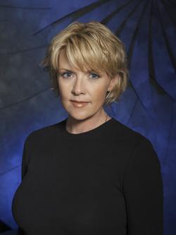 Amanda Tapping in <i>Stargate Atlantis</i>