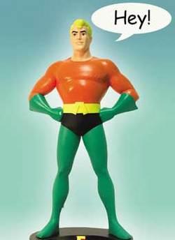 """un saluto """"definitivo"""" per Aquaman"""