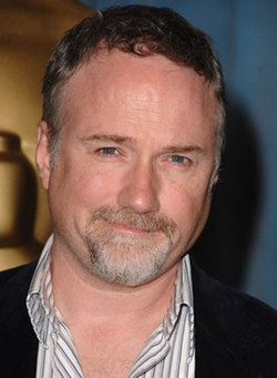 Il regista David Fincher.