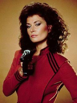 Jane Badler nel 1983