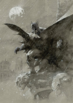Batman sfiderà il terrorismo internazionale