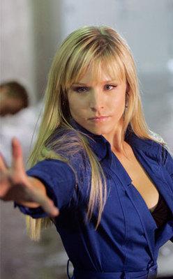 Kristen bell scoprirà quanto è difficile combattere contro Sylas.