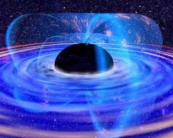 Magari i nostri discendenti useranno i buchi neri come cancelli cosmici per accedere a invisibili autostrade interstellari...
