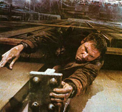 Harrison Ford in <i>Blade Runner</i>