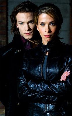 l'investigatrice ed il vampiro, un bel quadretto di famiglia.