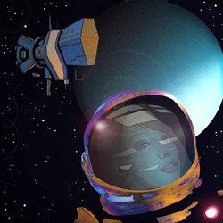 L'immagine vincitrice del concorso, <i>La femmina astronauta</i> di Silvano Brugnerotto