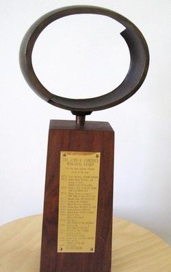 Il premio John Campbell Memorial