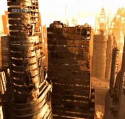 Una città sul pianeta Caprica