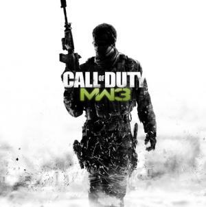 La copertina di Modern Warfare 3
