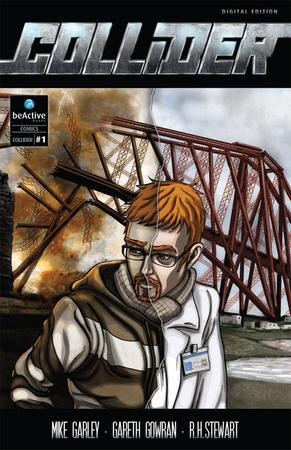 Il fumetto da cui si diparte tutta la trama di Collider.