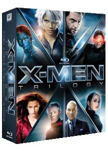 Il cofanetto X-Men Trilogy