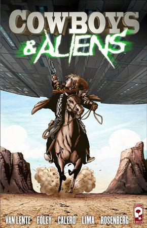 La copertina del fumetto.