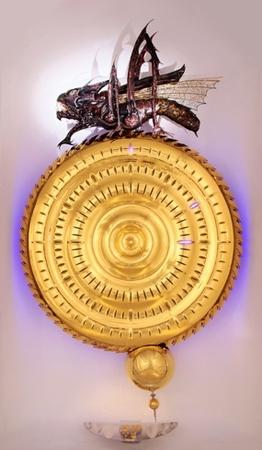 Ecco l'orologio d'oro con la cavalletta da un milione di sterline
