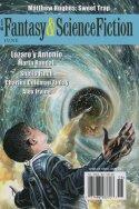 """Una copertina di <i>Fantasy & Science Fiction</i>, di qualità decisamente migliore. L'autore in questo caso è il """"nostro"""" Maurizio Manzieri"""
