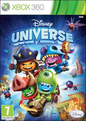 La copertina del gioco in versione Xbox 360.