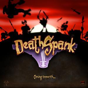 Un primo artwork di DeathSpank