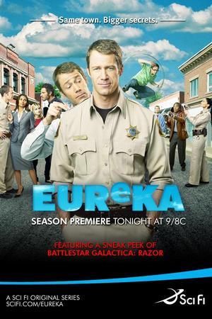addio Eureka, è stato un piacere conoscerti.