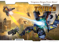 Tribes: Vengeance