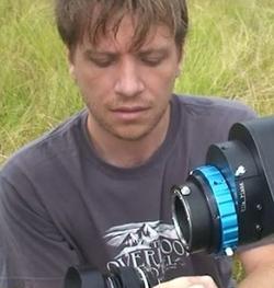 Il regista Gareth Edwards