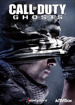 La copertina di Ghosts