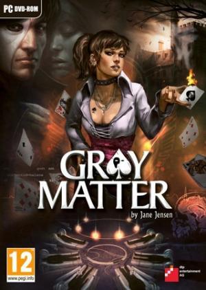 La copertina di Gray Matter