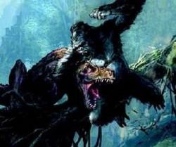 Illustrazione di Gus Hunter per la pre-produzione del film