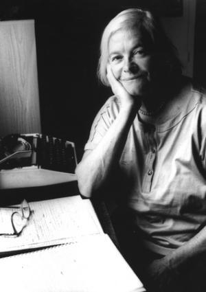La scrittrice olandese Hella Haasse