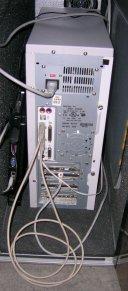 Un esempio minimale di rete informatica