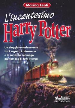 La bella copertina, firmata Max Bertolini, per il saggio di Marina Lenti su Harry Potter
