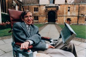 Stephen Hawking presenta Master of science fiction