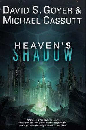 La copertina di <i>Heaven's Shadow</i>