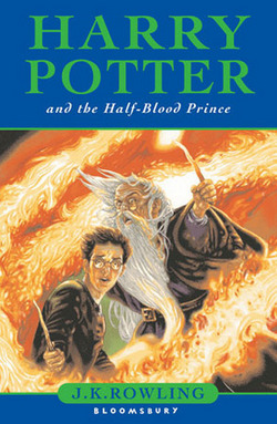 La copertina dell'edizione inglese per ragazzi