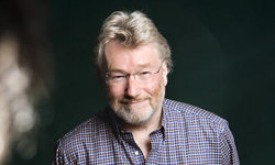 Iain Banks in una foto recente.
