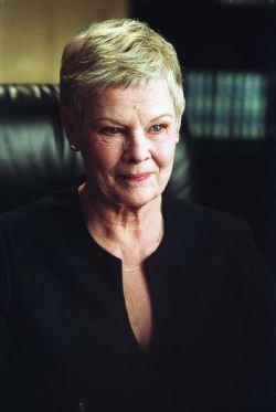 Judi Dench avrebbe rivelato il nome dell'attore che interpreterà James Bond nel prossimo film.