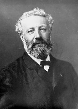 Jules Verne, autore a cui è dedicato il premio.