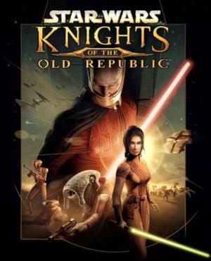 La copertina del primo Kotor