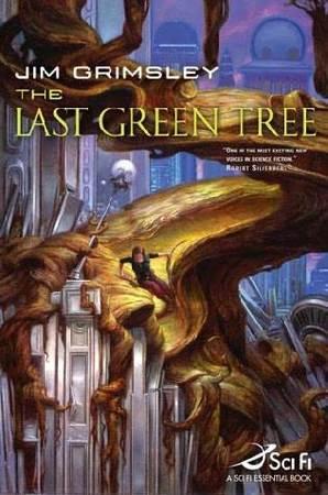 la copertina di last green tree