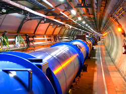 Interno del LHC