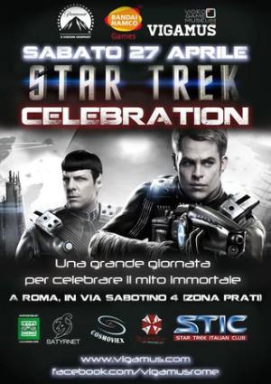 Locandina di Star Trek Day