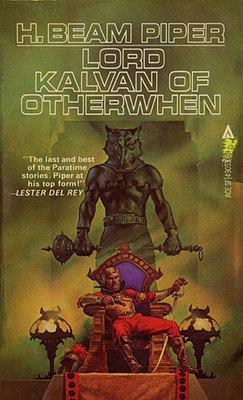 Una delle prime edizioni di <i>Lord Kalvan d'Altroquando</i>