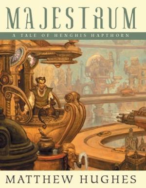 la copertina di Majestrum