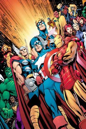 Il futuro della Marvel si chiama The avengers