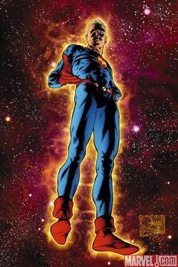 Il nuovo Marvelman.