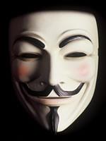 La maschera di V