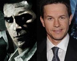 I due volti a confronto: Sam Lake e Mark Wahlberg