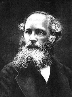 James Clerk Maxwell (1831-1879), il padre della moderna teoria dell'elettromagnetismo e del paradosso termodinamico del diavoletto che porta il suo nome.