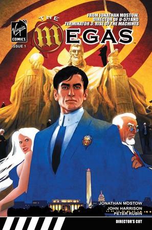 la copertina della novella grafica.